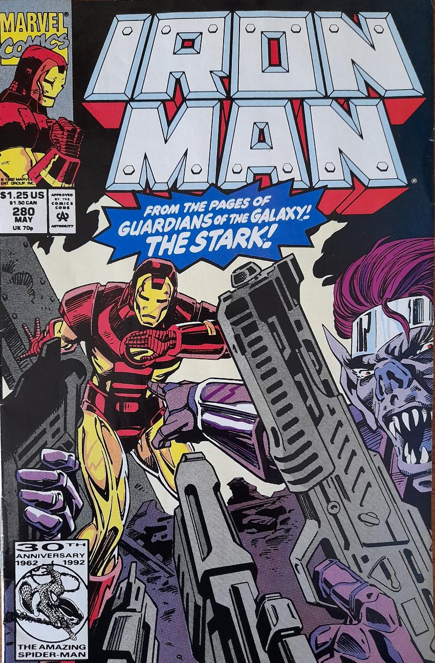 Couverture de Iron Man Vol.1 (Marvel comics - 1968) -280- technical difficulties