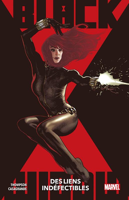 Chronique : Black Widow (100% Marvel - 2021) -1- Des liens indéfectibles (Panini Comics)