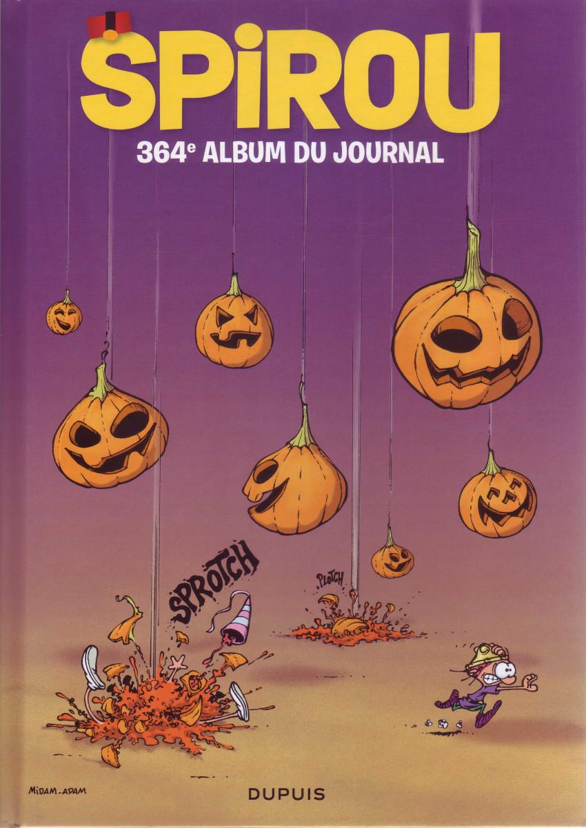 Couverture de (Recueil) Spirou (Album du journal) -364- Spirou album du journal