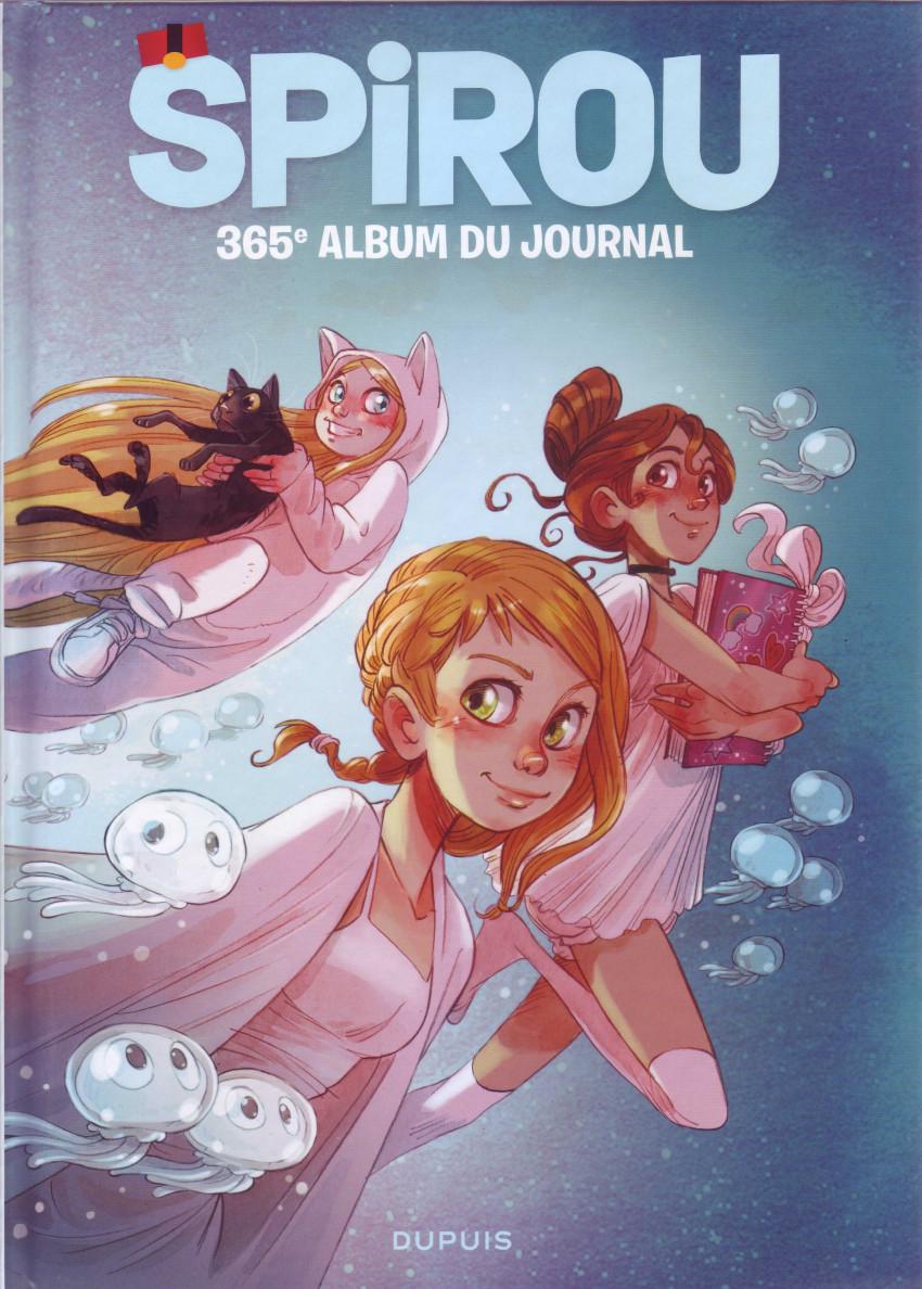 Couverture de (Recueil) Spirou (Album du journal) -365- Spirou album du journal