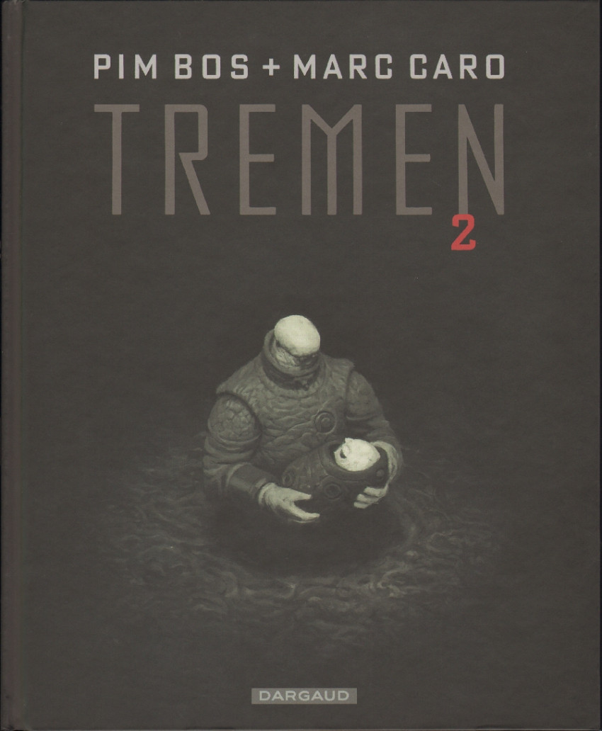 Couverture de Tremen -2- Tome 2