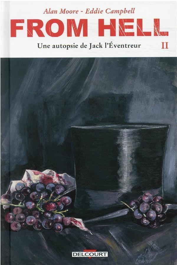 Couverture de From Hell, une autopsie de Jack l'éventreur -2- Tome 2