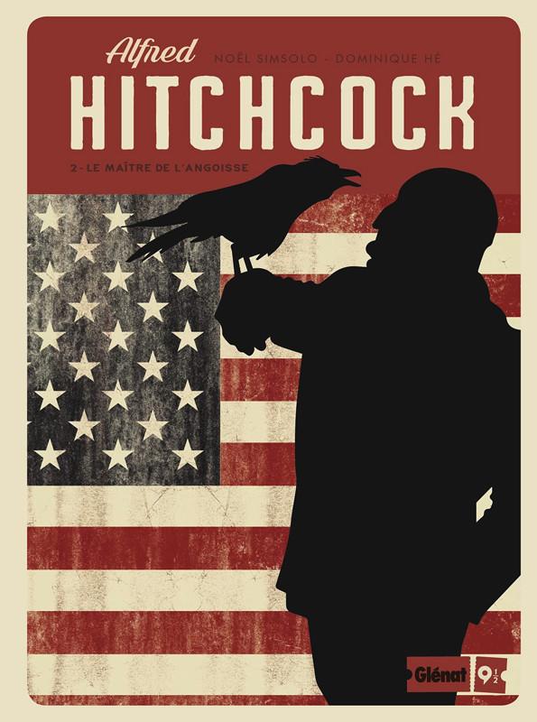 Couverture de Alfred Hitchcock -2- Le Maître d'Hollywood