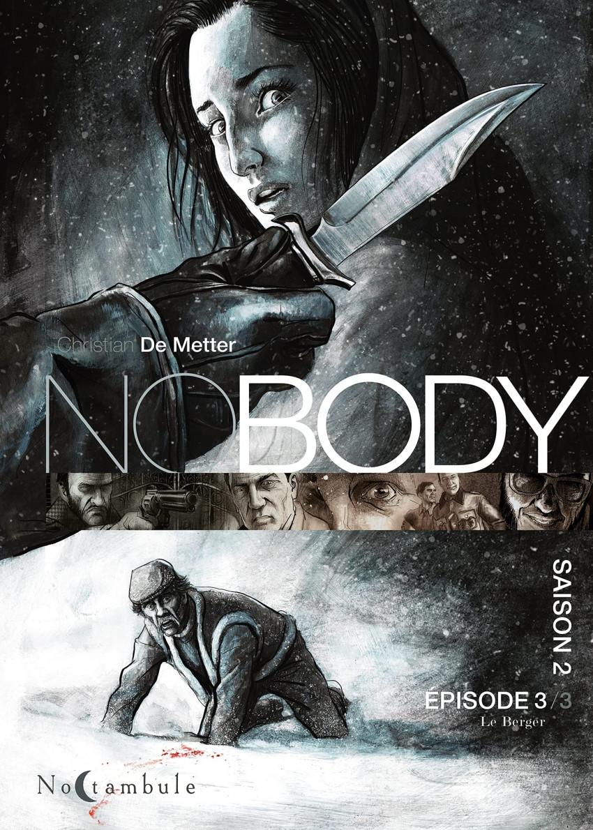 Chronique : No Body -7- Épisode 3/3 Le Berger (Soleil Productions)