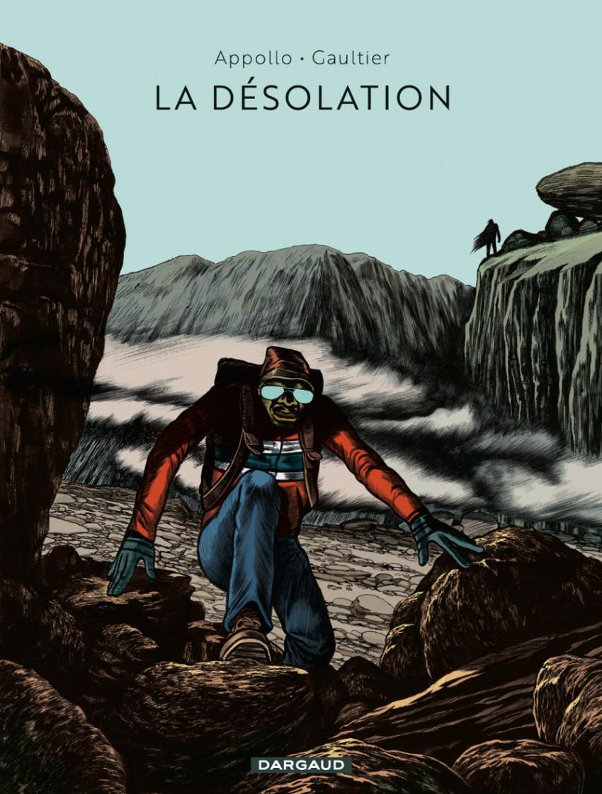 Couverture de La désolation - La Désolation