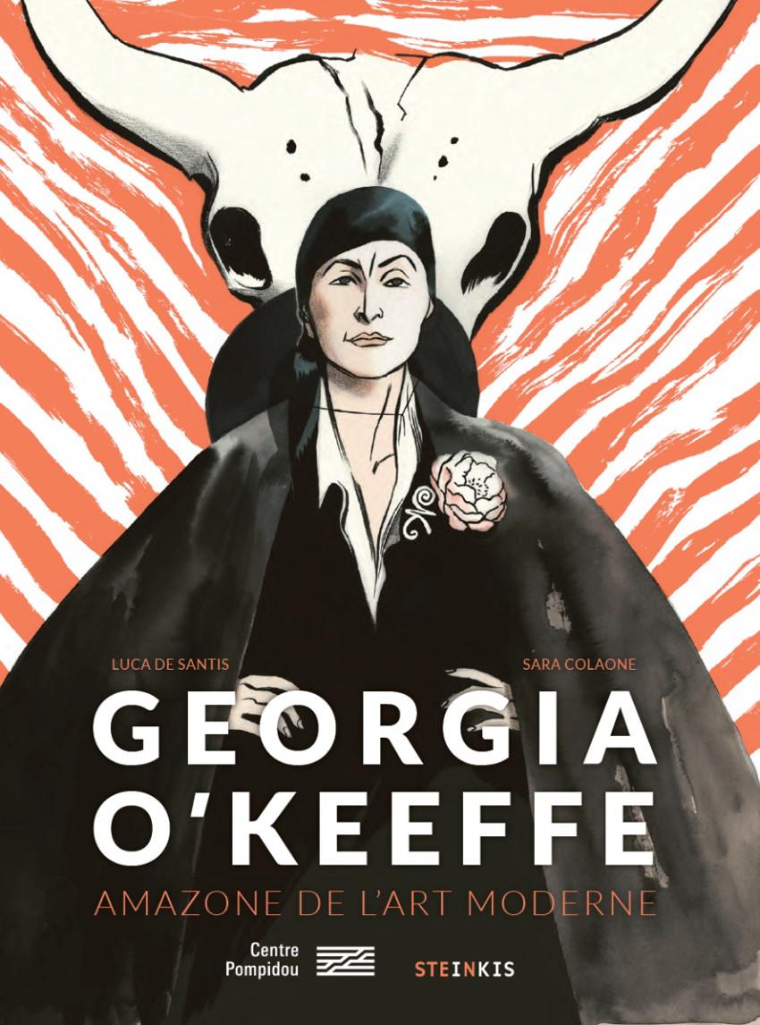 Chronique : Georgia O'Keeffe (Steinkis)