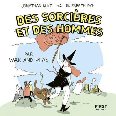 Chronique : Des sorcières et des hommes (First Editions)