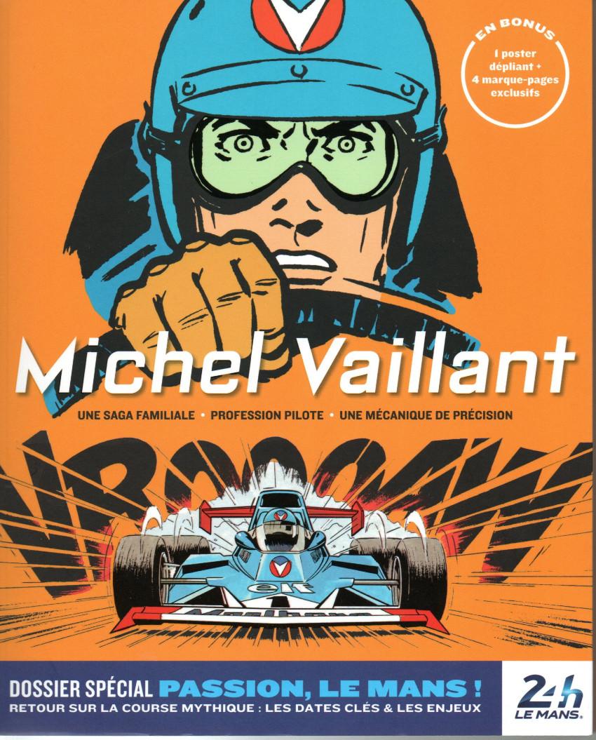 Herobook : Michel Vaillant