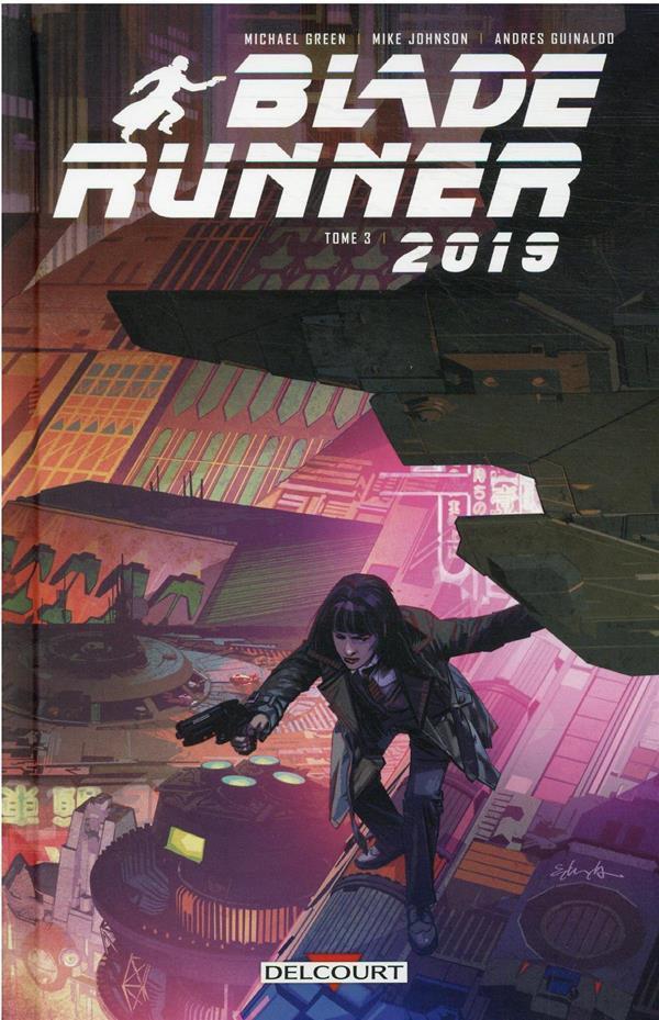 Couverture de Blade Runner 2019 -3- Tome 3