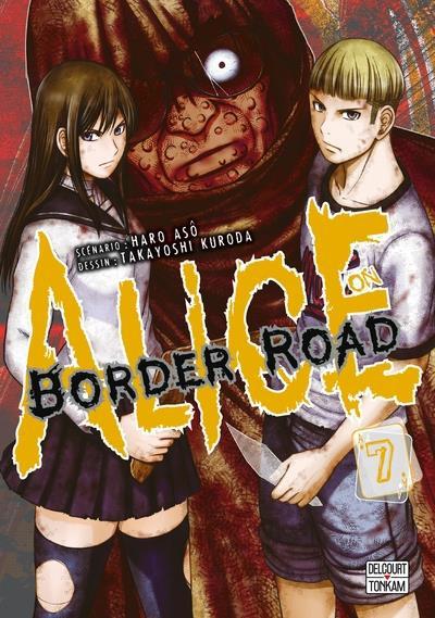 Couverture de Alice on Border Road -7- Volume 7