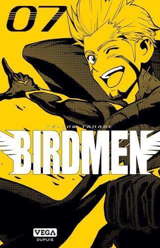 Couverture de Birdmen -7- Tome 7