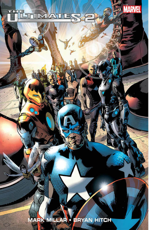 Couverture de The ultimates 2 (Marvel Comics - 2005) -INT2010- The Ultimates 2 Ultimate Collection