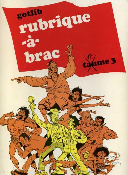 Couverture de Rubrique-à-Brac -3- T(au)ome 3