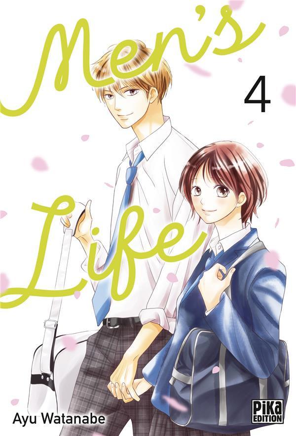 Couverture de Men's life -4- Tome 4