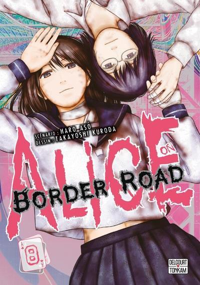Couverture de Alice on Border Road -8- Volume 8