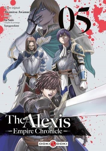 Couverture de The alexis Empire Chronicle -5- Tome 5