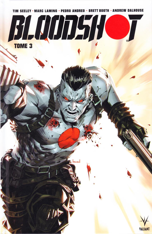 Couverture de Bloodshot (Bliss Comics - 2019) -3- Tome 3