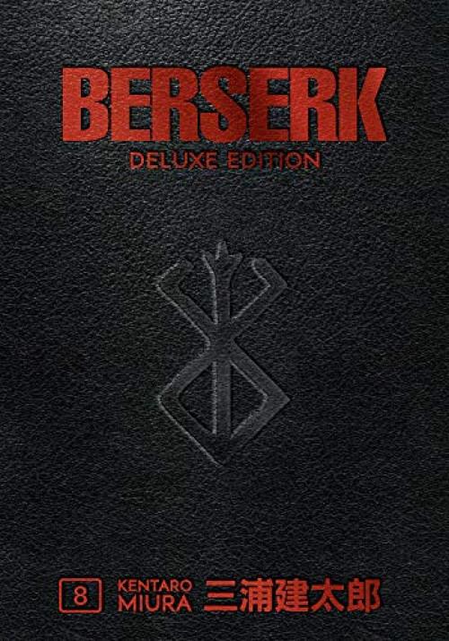 Couverture de Berserk (2003) -INT08- Berserk - Deluxe Edition