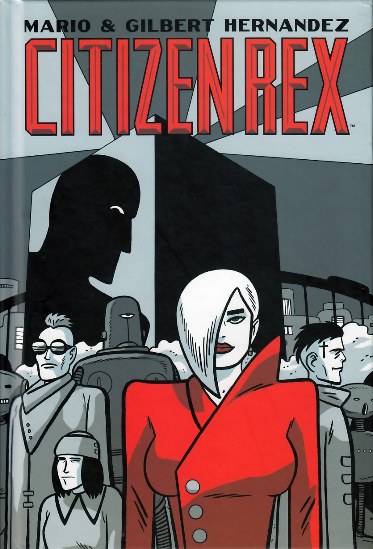 Couverture de Citizen Rex