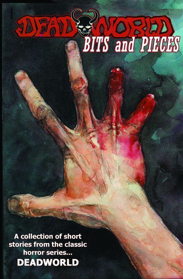 Couverture de Deadworld: Bits and Pieces - Tome tpb