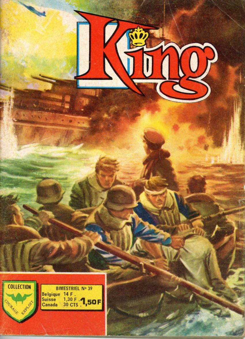 Couverture de King (Arédit - 1re série) -39- L'épopée du Sunderland