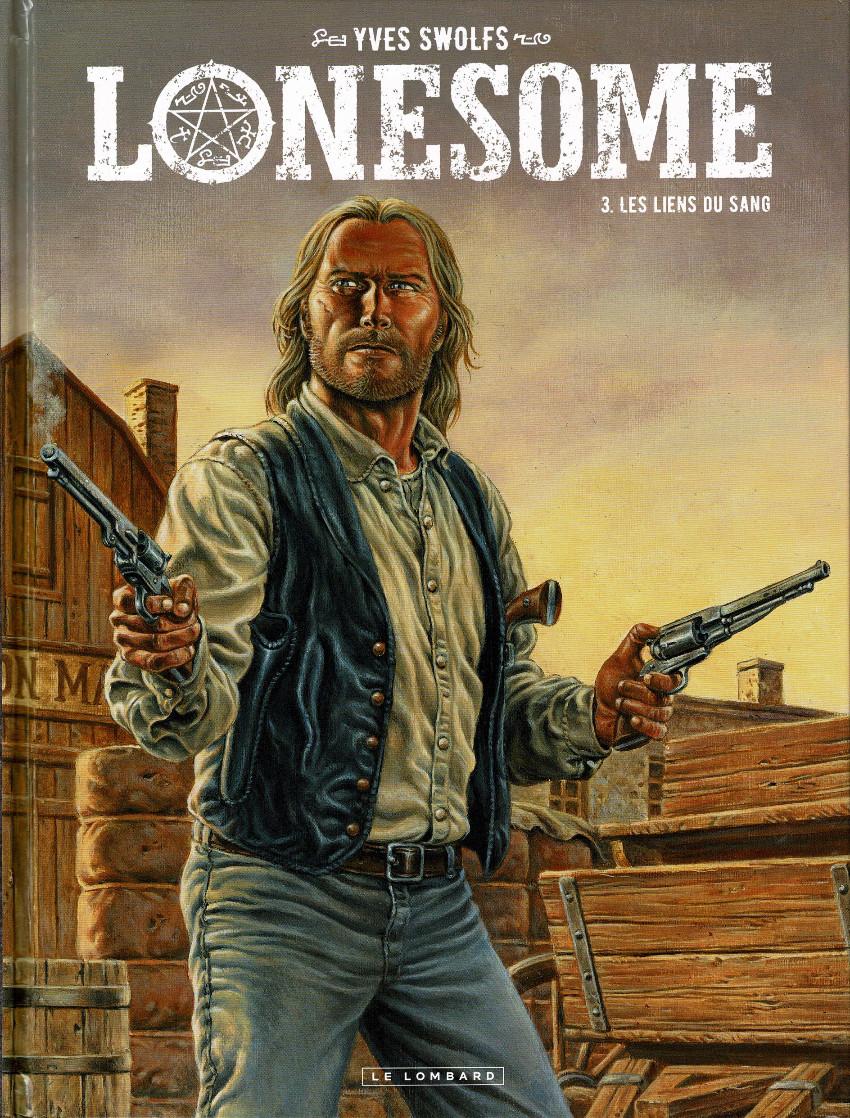 Couverture de Lonesome -3- Les liens du sang