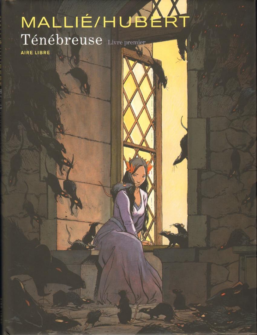 Couverture de Ténébreuse -1- Livre premier