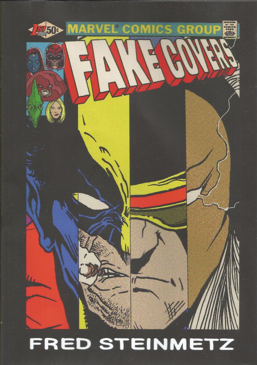 Couverture de Fake Covers - (AUT) Steinmetz, Fred
