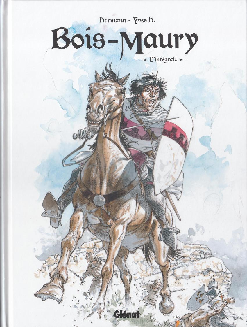 Couverture de Les tours de Bois-Maury -INT3- L'intégrale