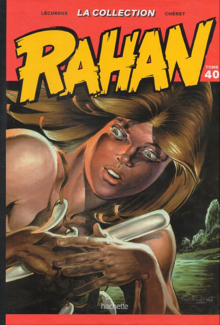 Couverture de Rahan - La Collection (Hachette) -40- Tome 40