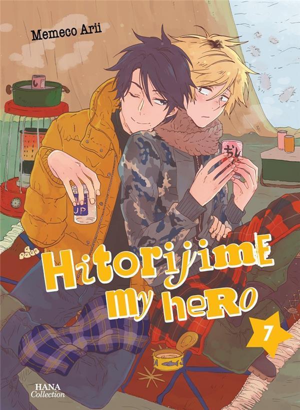 Couverture de Hitorijime my hero -7- Tome 7