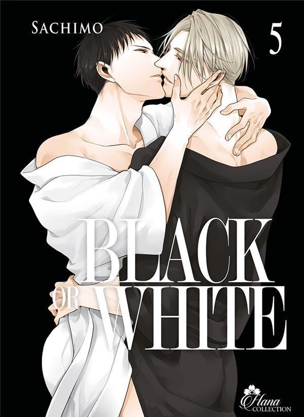 Couverture de Black or White -5- Tome 5