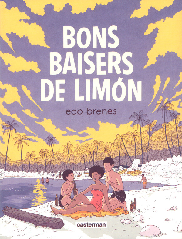 Couverture de Bons baisers de Limón