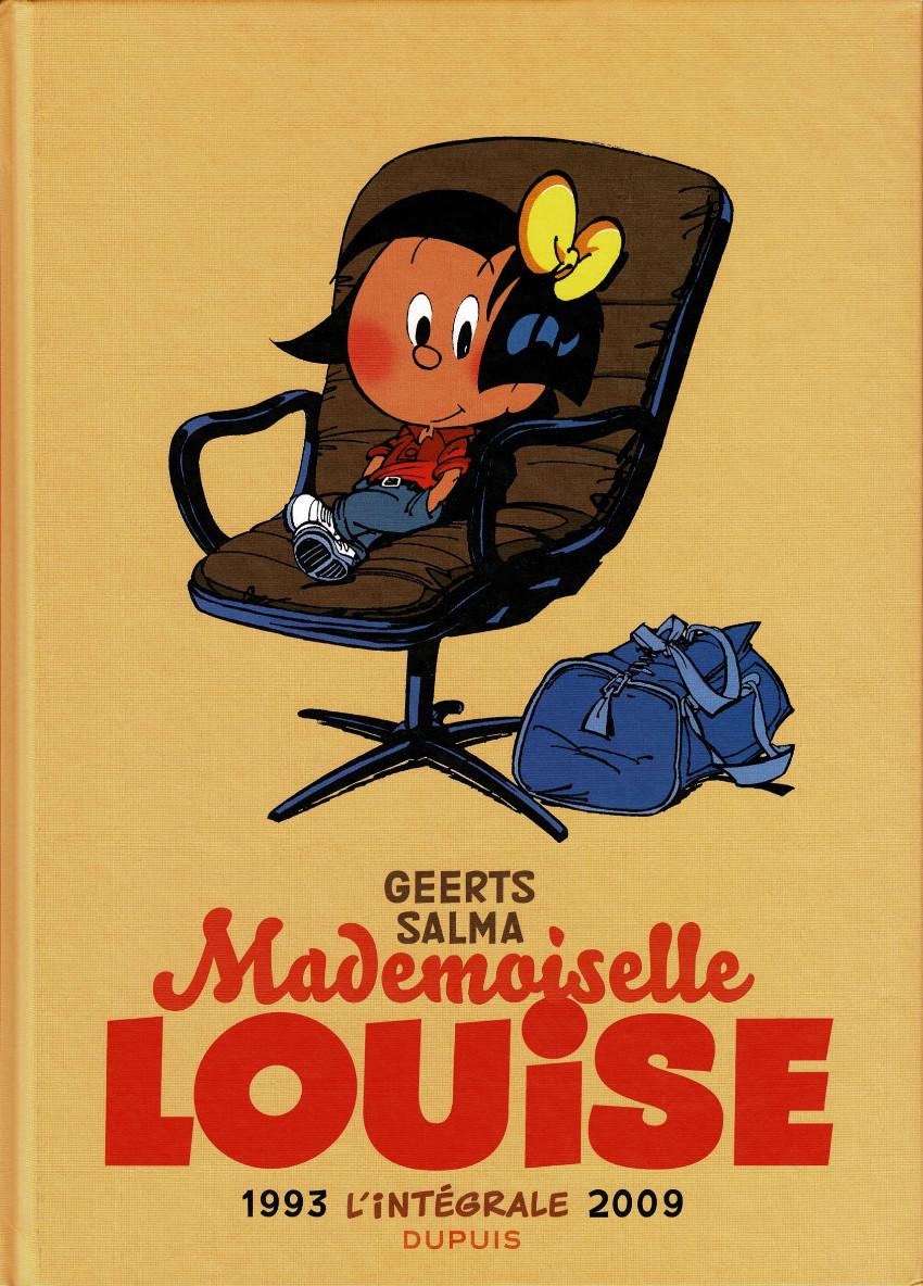 Couverture de Mademoiselle Louise -INT- Intégrale 1993-2009