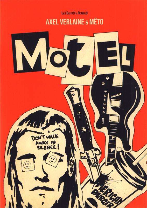 Couverture de Motel