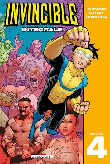 Couverture de Invincible -INT04- Volume 4