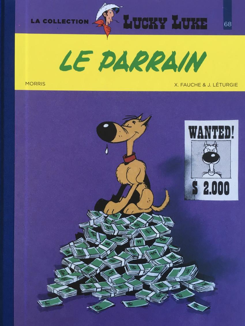 Couverture de Lucky Luke - La collection (Hachette 2018) -6882- Le Parrain