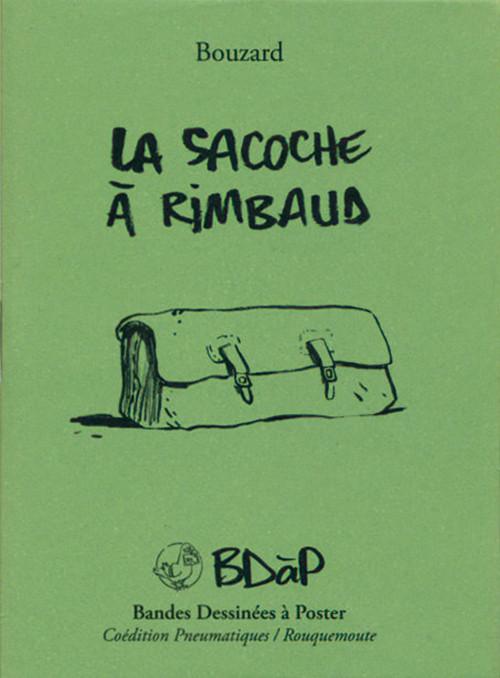 Couverture de La sacoche à Rimbaud