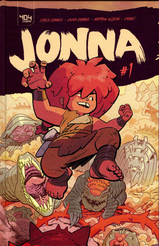 Couverture de Jonna -1- #1
