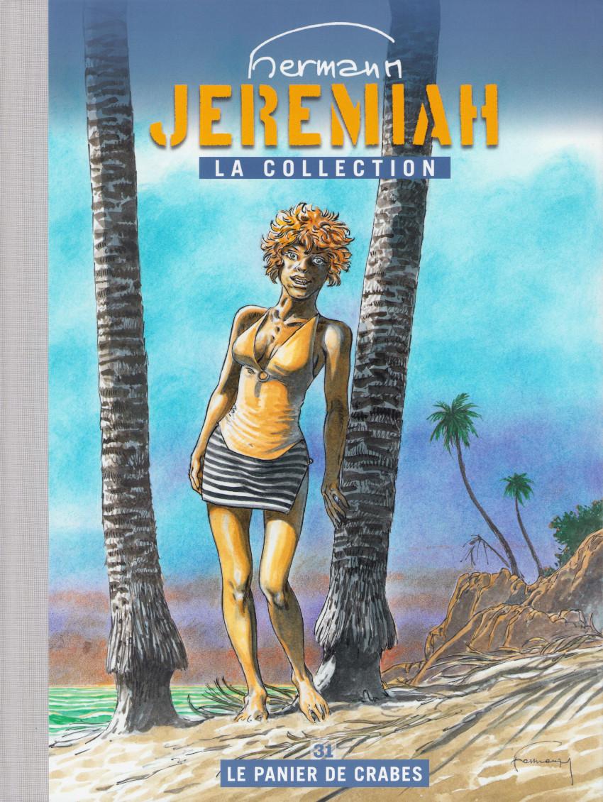 Couverture de Jeremiah - La Collection (Hachette) -31- Le panier de crabes