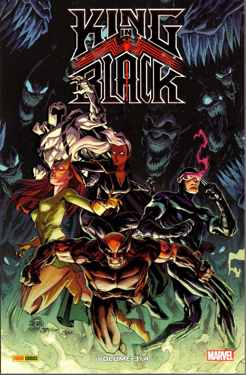 Couverture de King in Black -3- Volume 3/4