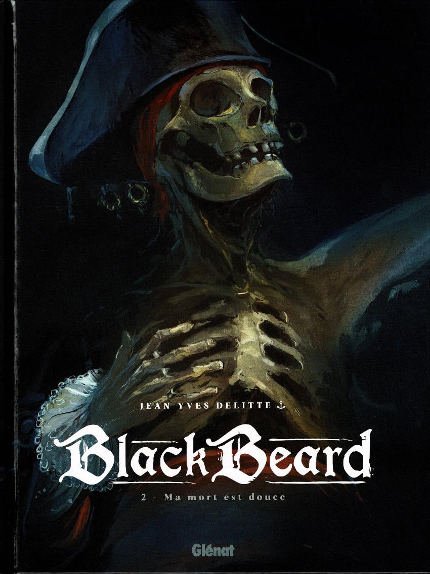 Couverture de Black Beard -2- Ma mort est douce