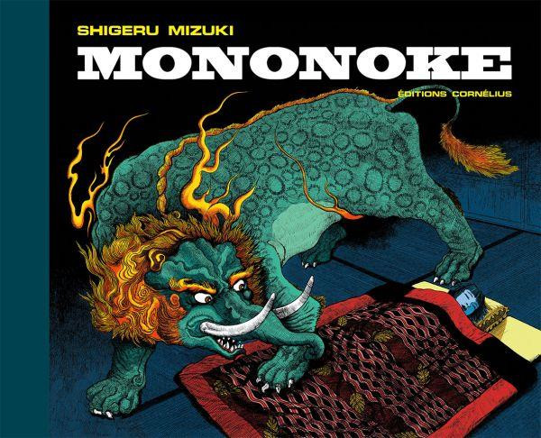 Couverture de Mononoke