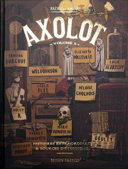Couverture de Axolot - Axolot t05