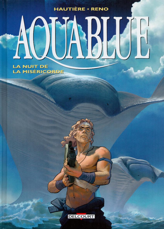 Couverture de Aquablue -17- La nuit de la miséricorde