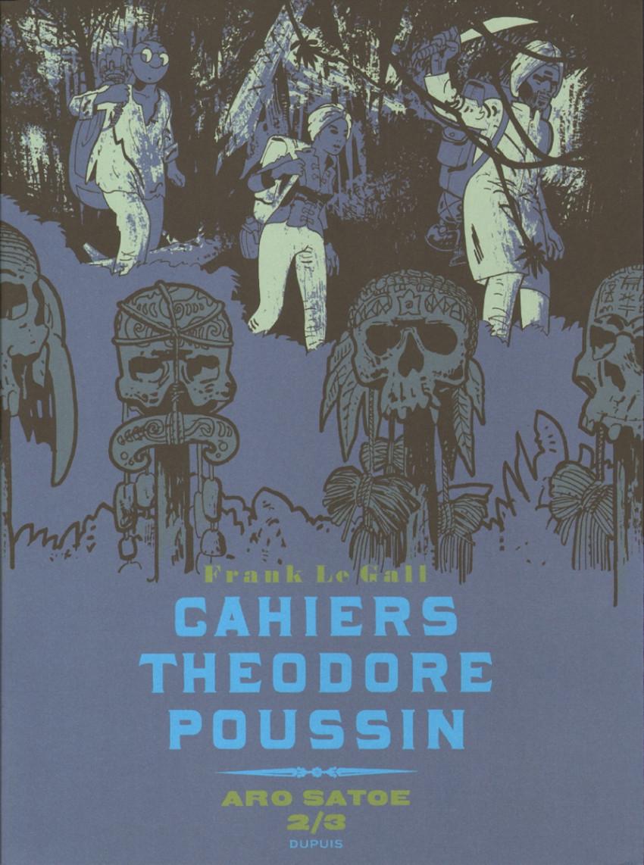 Couverture de Théodore Poussin -Cah06- Cahiers Théodore Poussin 6