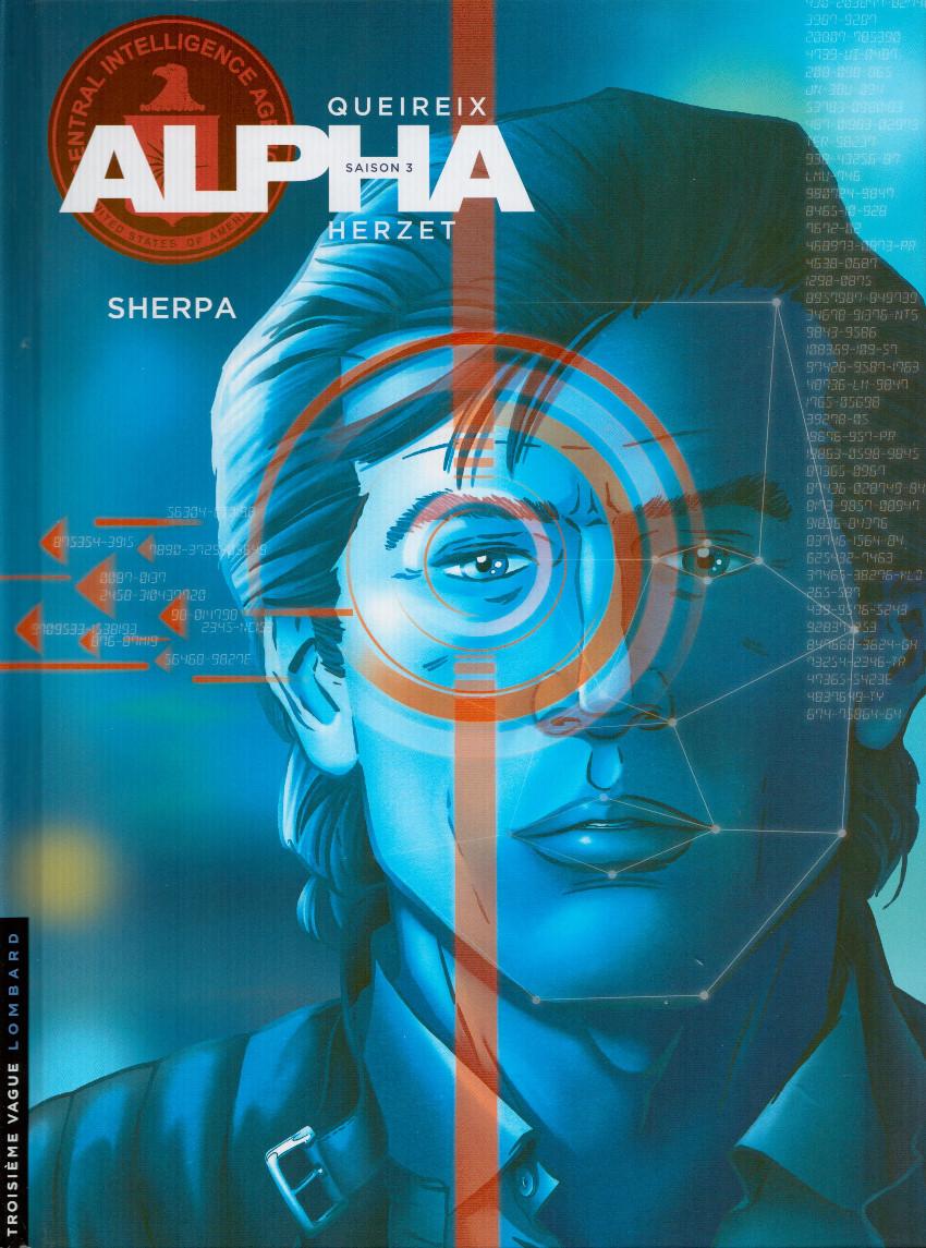Couverture de Alpha (Lombard) -16- Sherpa