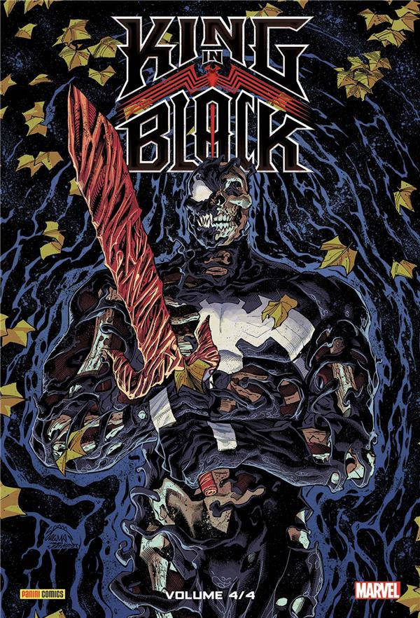 Couverture de King in Black -4- Tome 4