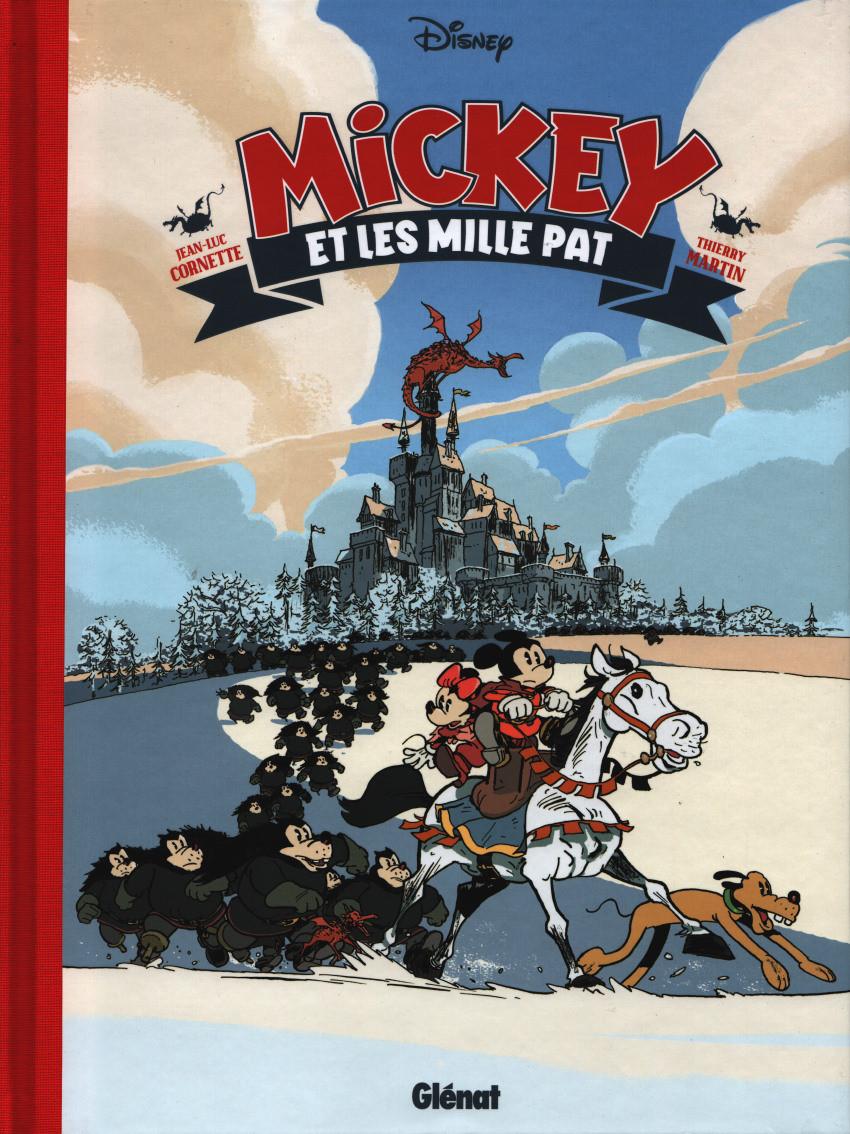 Couverture de Mickey (collection Disney / Glénat) -14- Mickey et les mille Pat