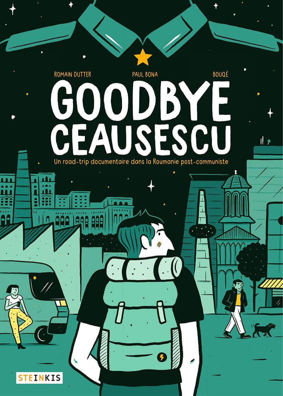 Couverture de Goodbye Ceausescu